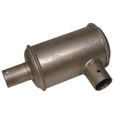 STENS 105-262. Muffler / Gravely (Tractor Muffler)