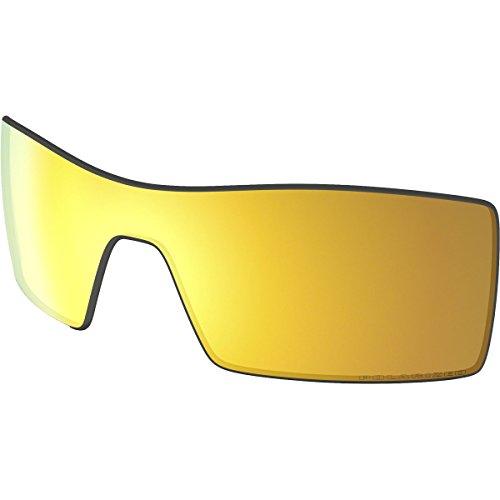 Oakley Oil Rig 16-706 Polarized Rimless Sunglasses,Multi Frame/VR28 Black Lens,One Size by Oakley