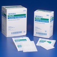 COVIDIEN Non-Adherent Dressing Telfa Ouchless Cotton 3 X 4 Inch Sterile (#2132, Case of 2400)