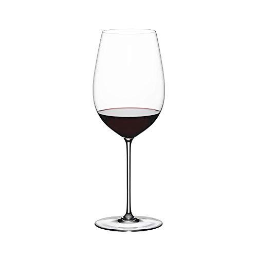 Riedel 4425/00 Superleggero Bordeaux Grand Cru Glass, 36 oz, Clear