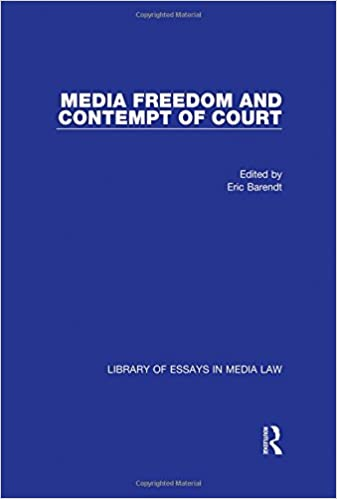 Essay on contempt of court in india