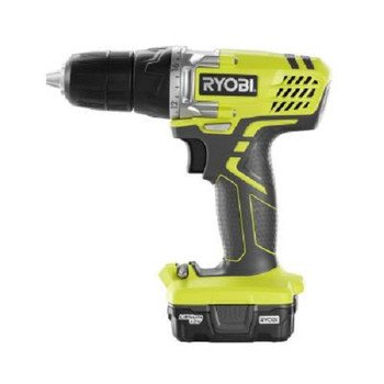 Ryobi 12-volt Cordless Lithium-ion Drill/driver Kit