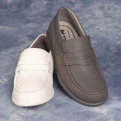 Henselite Amy Slip sobre damas Tan tazones zapatos