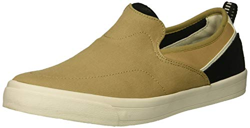 New Balance Slip Ons - New Balance Men's 101v1 All Coast Skate Shoe, tan/Black, 9 D US