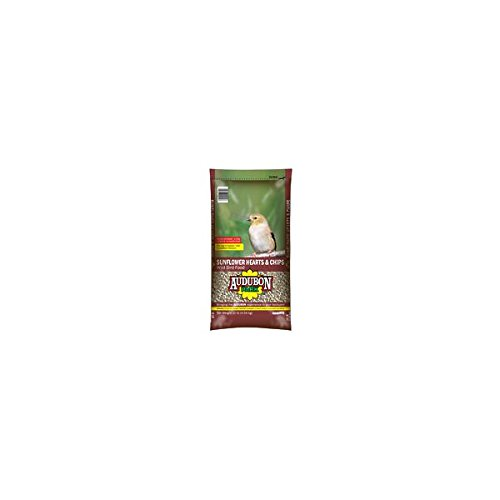 Global Harvest Foods 12519 Food Bird Snfl Heart/chip, 10 lb