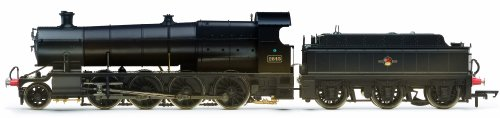 Hornby R3005 Br 2-8-0 '2845' 2800 Class - Late Br Weathered 00 Gauge Dcc Ready