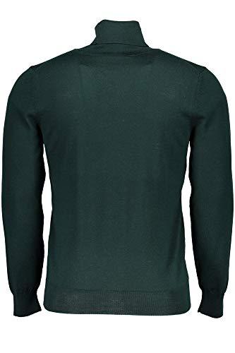 Pull Verde Gant Homme Merino Turtleneck Sweater Fine 374 wr11YqOIX
