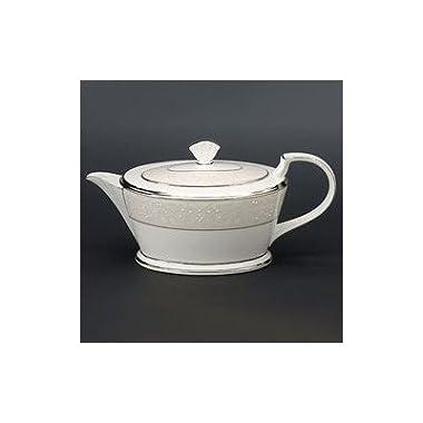 Noritake Silver Palace Tea Pot