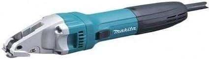 MAKITA JS1000 JS1000-Cizalla 380W 4500 CPM 1.4 kg Acero 1.0 mm, 380 W, Negro, 1mm