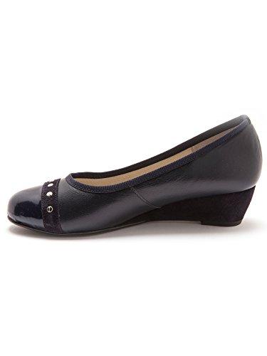 Mujer De Marino Zapatos Pediconfort Azul Vestir pv1tnYSxqw