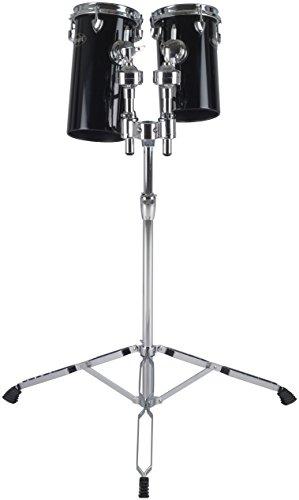 (ddrum DECCABON F 1012 Fiberglass Drum Set, 10-12 with Stand)