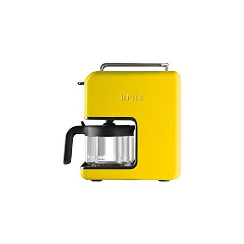 Kenwood CM 028 kMix Boutique cafetera Amarillo: Amazon.es: Hogar