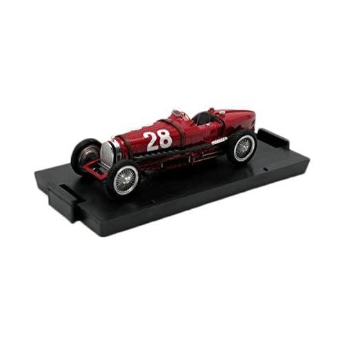 Brumm R174 - Véhicule Miniature - Modèle À L'échelle - Bugatti Type 59 - Gp De Monte Carlo 1934 - Echelle 1/43