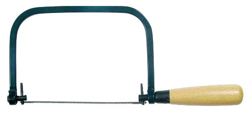Eclipse 70-CP1R Wood Handle and Steel Frame Coping Saw, 1