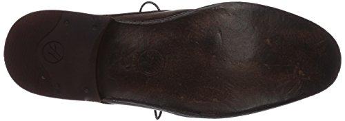 H Shoes SWATHMORE - botas de cuero hombre marrón - marrón