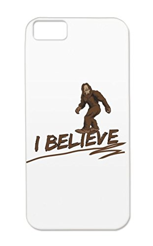 Animals Nature Wildlife Believe Creatures Bigfoot Belief Animals Red For Iphone 5c Tear-resistant I In Protective Case