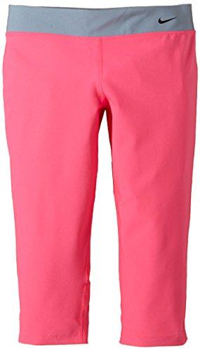 Nike Ya Legend - Pantalones 3/4 ajustados de deporte para mujer