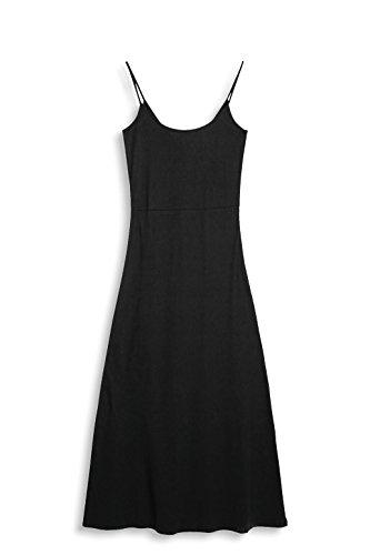 edc by Esprit 047cc1e030, Vestido para Mujer Negro (Black)