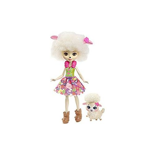 Enchantimals Lorna Lamb Doll (Lovable Lamb)