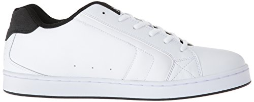 White SE DC Medium Net 5 Men Skate White Shoe US Black 12 qTwYTpE