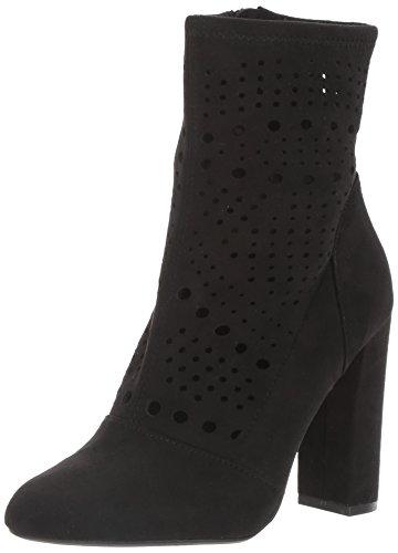 Steve Madden Women's Ennie Ankle Bootie Black KaOtx