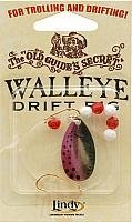 Lindy Old Guide's Secret Willow Drift Rigs - Trout