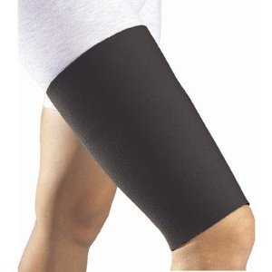 ProStyle Thigh Wrap in Black
