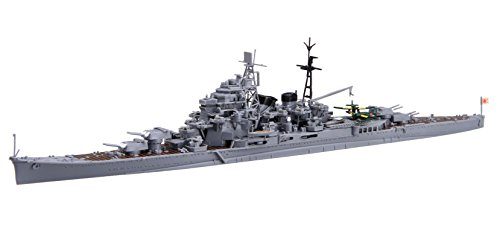 - Fujimi model 1/700 features EASY series No.16 Japan Navy light cruiser wear Maya plastic