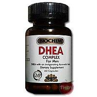 Country Life - DHEA 50 mg Complexe pour les hommes - 60 Vegicaps