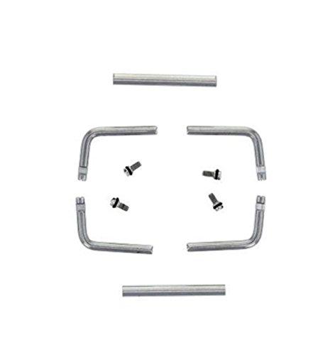 1 Set Bar,Screw,Connector for 47MM PANARAI PAM 504 RADIOMIR Black Seal Steel #1