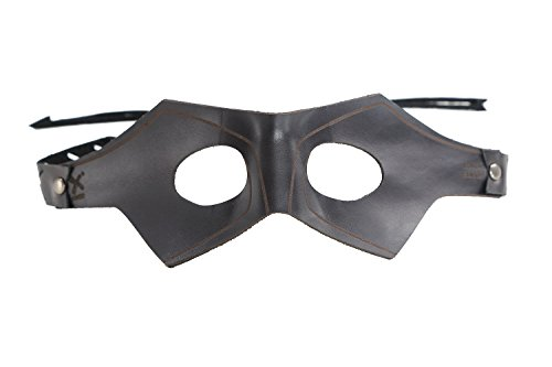 Women's New V2.2 Black Canary Mask Laurel Sara Cosplay Black Eye Patch 2016 for $<!--$18.99-->