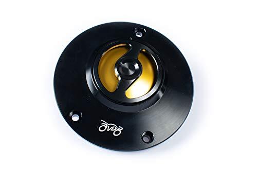 Benzine-klep, 1/4 rotatie, snelsluiting, compatibel met Kawasaki Z750 / Z800 / Z900 / Z1000 / ZX6R / ZX10R / ZZR Versys…