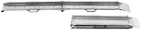 昭和ブリッジ (SHOWA BRIDGE) アルミラダーレール [ MCW-240(ベロタイプ) ] 【1本販売】 MCW-240(ベロタイプ) B00BWFNX0G