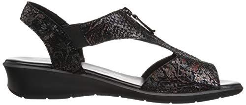 Femminile Pelle Viki Passo Sandalo Di Primavera Stile Bronzo 8UxnZ
