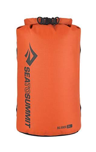 Sea to Summit Big River Dry Bag,Orange,35-Liter