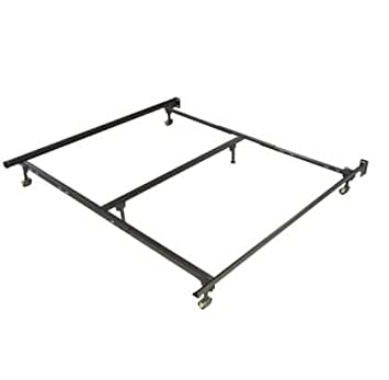 Attractive Glideaway 44RR Steel Bed Frame (King)