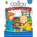 Caillou Counting Workbook