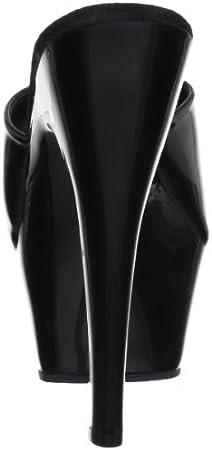 Pleaser EU-KISS-201 - Sandalias de Material sintético Mujer