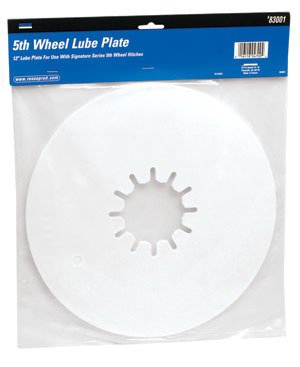 Reese Towpower 83001 Signature Series Fifth Wheel Lube Plate (Quantity 6) by Reese