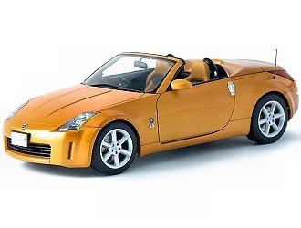 Nissan Fairlady Z Roadster sunsetOrange Rechtslenker
