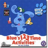 Price comparison product image Blue's 123 Time Activities