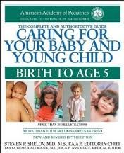 Read Online Caring for Your Baby and Young Child 1st (first) edition Text Only pdf epub