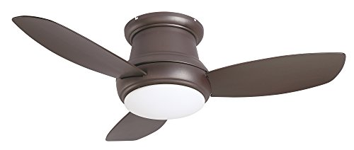 Cloudy Bay Oil Rubbed Bronze Flush Mount 44