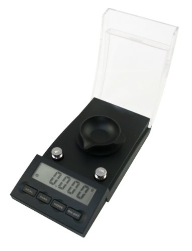 American Weigh GeminiPRO GPR-20 Digital Milligram Scale 20g x 0.001G