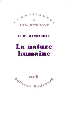 La nature humaine pdf
