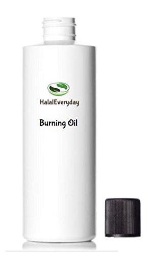 (HalalEveryDay Baby Powder Burning Oil 16 Oz. By)