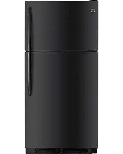 Kenmore 60309 14.5 cu. ft. Top Freezer Refrigerator, Black