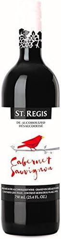 St. Regis Cabernet non alcoholic (Pack of 2)
