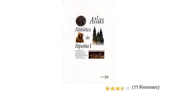 Atlas histórico De España I: 169 (Fundamentos): Amazon.es: Cantera ...