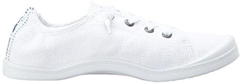 Roxy Sneaker Shoe White Fashion Rory Women's aqYnra0